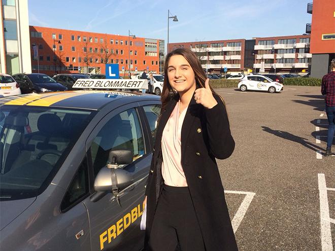 FredBlommaert.nl - Geslaagden